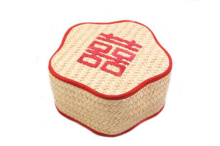 Traditional Chinese Sewing Kit for Wedding