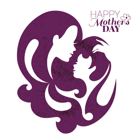 Card of Happy Mother Day