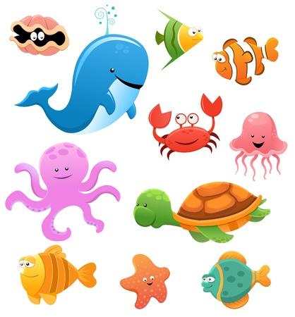 Foto de Sea Animals - Imagen libre de derechos