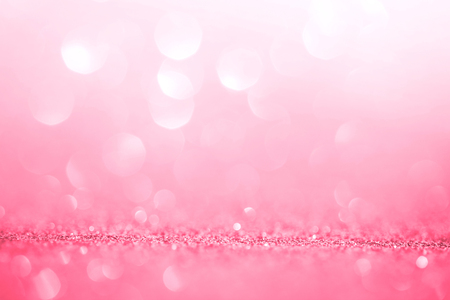 Foto de Abstract pink light for the romance background and valentines day - Imagen libre de derechos