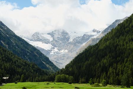 Gran Paradiso, Cogne, Italy