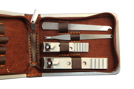 Manicure kit bag
