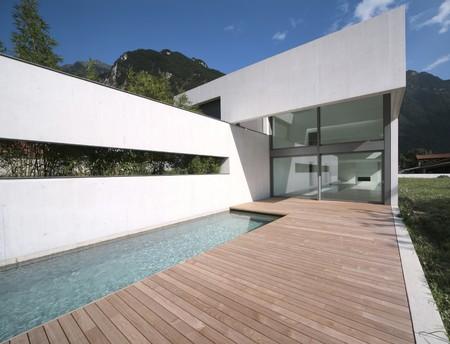 Foto de modern house - Imagen libre de derechos