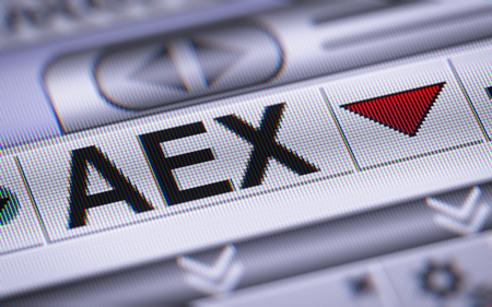 The Amsterdam Exchange index is a stock market index composed of Dutch companies that trade on Euronext Amsterdam. Down.