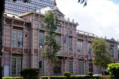Edificio Metalico - an old school in the center of San Jose