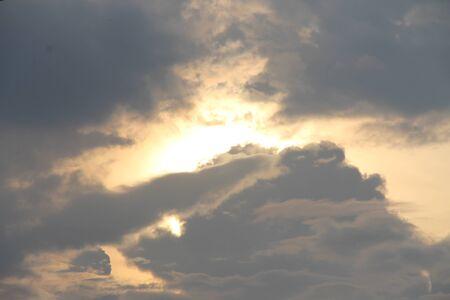 love in the gray sky