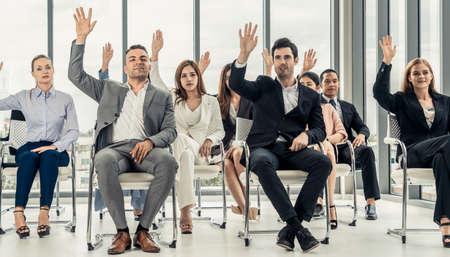 Photo pour Corporate business team concept. - image libre de droit