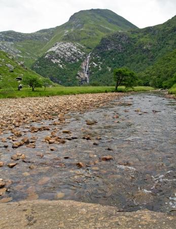 Schottland, Ben Nevis Falls