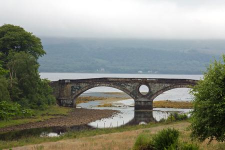Schottland, Inveraray-Bridge