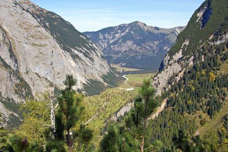 Tyrol, Greater Ahornboden