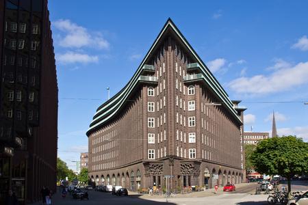 Germany, Hamburg, Chile House