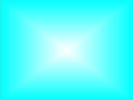 stella azzurra di luce bianca