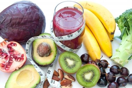 Fruit and veg detox diet