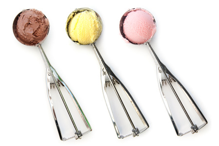 Ice cream scoops