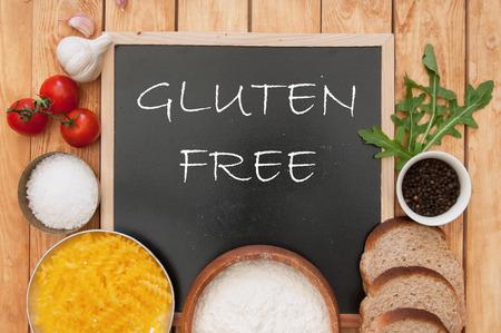 Foto de Gluten free food - Imagen libre de derechos