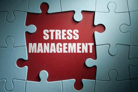 Photo pour Stress management - image libre de droit