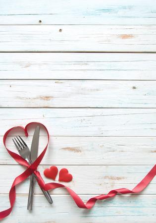 Foto de Valentines menu background - Imagen libre de derechos