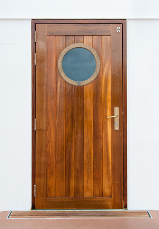 Photo for Door on the cruise ship - Royalty Free Image