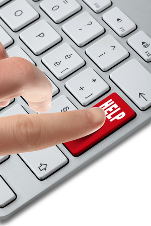 keyboard button choose