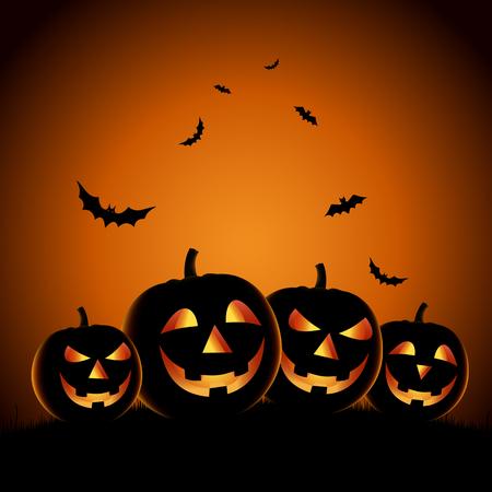Bats and Pumpkins