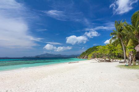Beach in Palawan