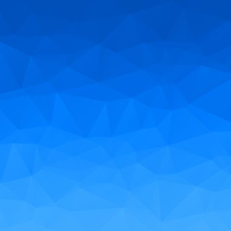 Foto de Abstract blue sky polygon background - Imagen libre de derechos