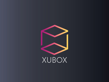 Illustration pour Abstract cube box logo icon template. blockchain and technology thing concept symbol vector illustration - image libre de droit