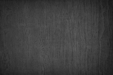 Photo pour Black plywood rough surface texture. Dark wood backdrop. Abstract wooden background - image libre de droit