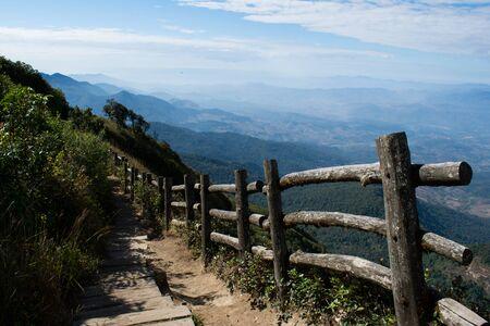 Doi Inthanon, The height-est mountain in Thailand