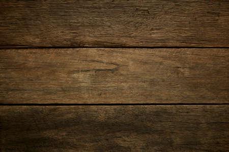 Photo pour Dark Brown Wood Texture Background - image libre de droit