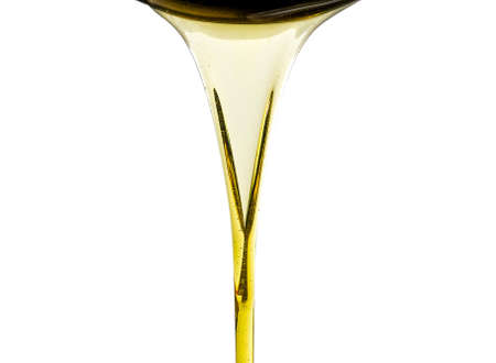 Photo pour Pouring fresh automotive engine oil (lubricating oil, yellow liquid oil) into a motor car isolated on white background. Change new oil. Maintenance, service, and energy fuel concept. - image libre de droit