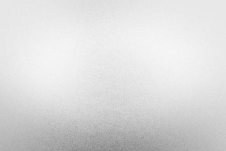 Foto de Frosted glass texture background white color - Imagen libre de derechos