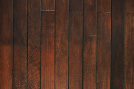 Photo pour Dark brown wood texture with natural striped pattern for background, wooden surface for add text or design decoration art work - image libre de droit