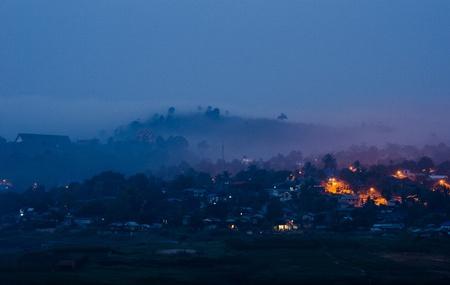 Rural villages