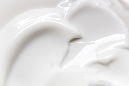Photo for Cream, pink and white background - Royalty Free Image