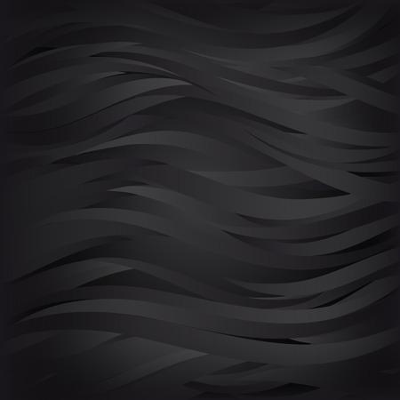 Ilustración de Vector dark Background. Black pattern. - Imagen libre de derechos