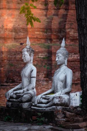 Ancient Thai Buddhas