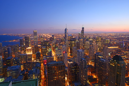 tall buildings in chicago illinois