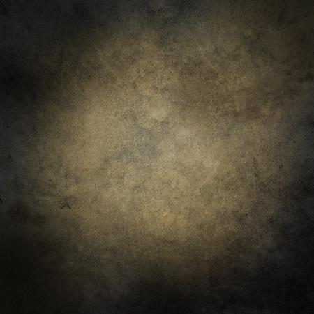 Abstract black background. Dark grunge textured wall background.