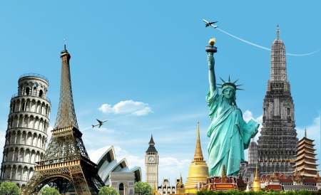 Foto de Travel The World, concept - Imagen libre de derechos