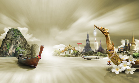 Photo for thailand, concept - Royalty Free Image