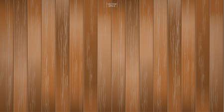 Illustration pour Wood pattern and texture for background. Vector illustration. - image libre de droit