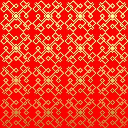 Photo for Chinese vector seamless pattern. Endless texture can be used for wallpaper, pattern fills, web page background,surface textures. - Royalty Free Image