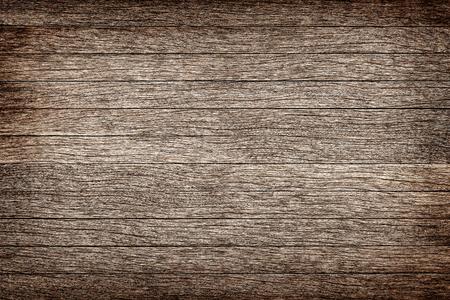 Photo pour Wood plank brown texture background - image libre de droit