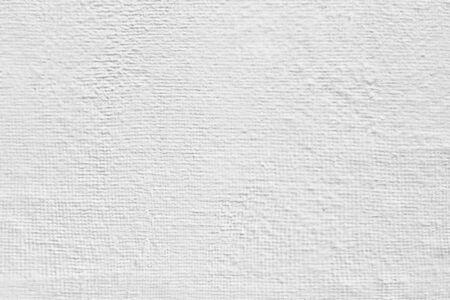 Photo pour white painted cement wall or wallpaper texture background - image libre de droit