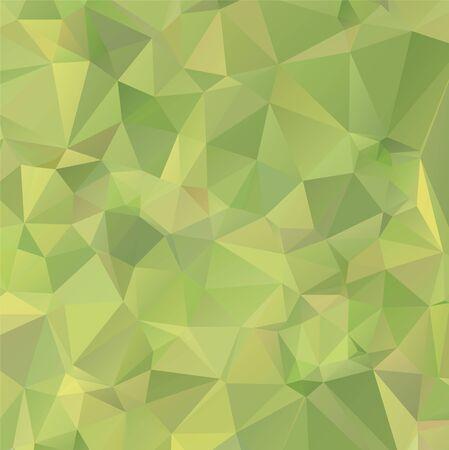 Ilustración de Light Green vector polygon abstract backdrop. Polygonal abstract vector with gradient. Textured pattern for your backgrounds - Imagen libre de derechos