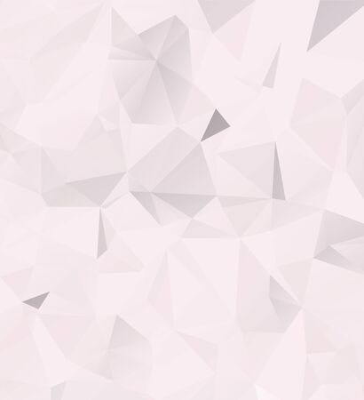 Photo pour Light Pink vector modern geometric abstract background  , Multicolor, Rainbow vector triangle mosaic template - image libre de droit