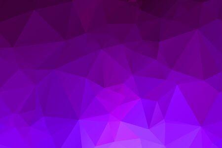 Illustration pour Abstract multicolor purple and blue background. Vector polygonal design illustrator - image libre de droit