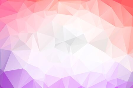 Illustration for Abstract Geometric backgrounds full Color - Royalty Free Image