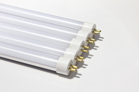 T5 LED  tube light,Isolated